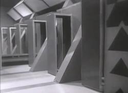 250px-Row of TARDISes