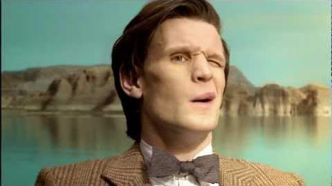 Doctor Who em cinco linguas - BBC Worldwide Showcase