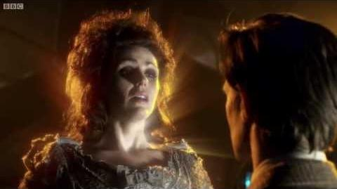 I just wanted to say Hello - Doctor Who - The Doctor's Wife - Series 6 - BBC