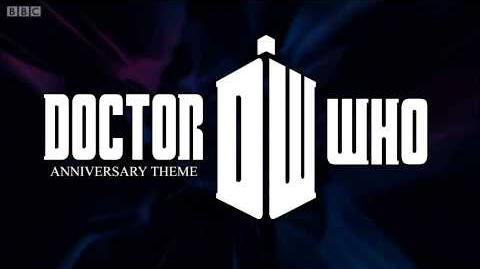Doctor Who Day of the Doctor Theme