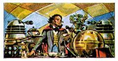 Cadet Daleks Card (50)
