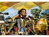 Список рассказов по «Доктору Кто»