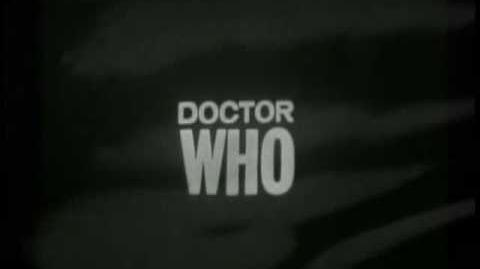 Doctor Who (1963) - Original Theme music video