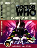 Pyramids of Mars DVD Cover