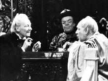 El Doctor juega a backgammon con Kublai Kan - Marco Polo