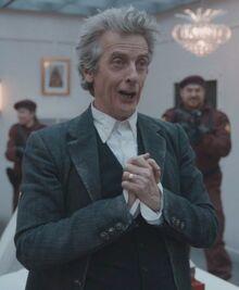 12-й Доктор останавливает регенерацию