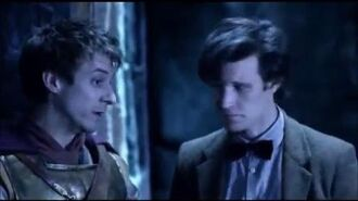 Doctor Who - The Pandorica Opens - Rory returns