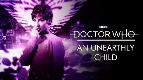 Doctor Who 'An Unearthly Child' - Teaser Trailer
