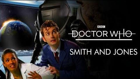 Doctor Who 'Smith and Jones' - TV Trailer