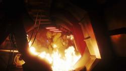 Sleep No More - Los Sandmen avanzan por las llamas