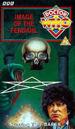 Image of the Fendahl VHS UK cover