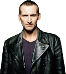 Ninth doctor transparent by thatssosketchy-d6gbnt7