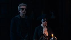 The Woman Who Lived - El Doctor y Ashildr en la mansión Fanshawe