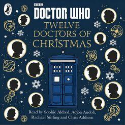 Twelve Doctors of Christmas audio