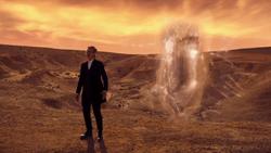 Heaven Sent - El Doctor aparece en Gallifrey