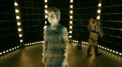 Holograma de Clara