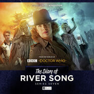 The Diary of River Song- Series 7