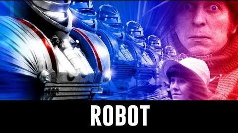 Doctor Who 'Robot' - Teaser Trailer