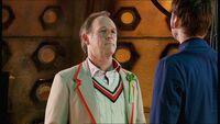 Quinto Doctor se despide del Décimo
