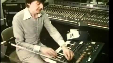 Music Arcade - Making of the 1980 Doctor Who Theme
