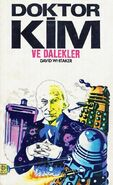 Doctor Who and the Daleks-Turkish