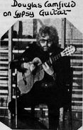 Douglas Camfield on Gypsy Guitar