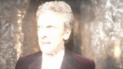 Heaven Sent - El Doctor tras romper el muro