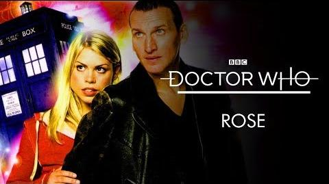 Doctor Who 'Rose' - TV Trailer