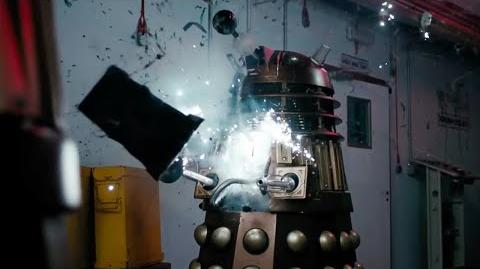 Death to the Daleks! Into The Dalek Doctor Who BBC