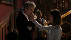Face The Raven - Clara se despide del Doctor