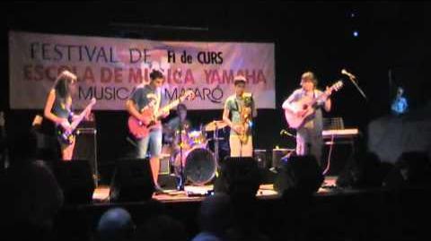 Festival Musical 2012 - Brown Eyed Girl