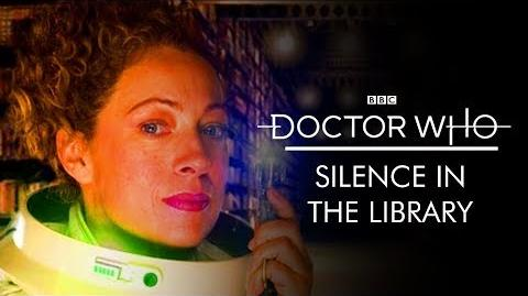 Doctor Who 'Silence in the Library' - TV Trailer