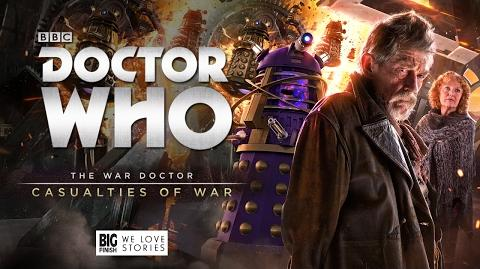 Doctor Who- Casualties of War
