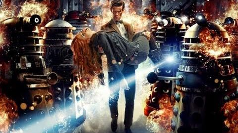 Doctor Who Full Length New Series Trailer Autumn 2012 - Series 7 - BBC One
