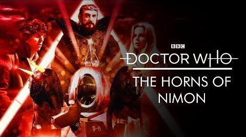 Doctor Who 'The Horns of Nimon' - Teaser Trailer