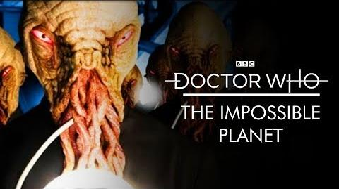 Doctor Who 'The Impossible Planet' - TV Trailer
