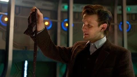 The Eleventh Doctor Regenerates..
