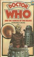 Genesis of The Daleks novel