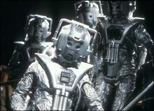 Drwho earthshock march