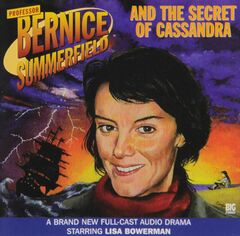 The Secret of Cassandra cover1