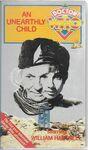 AnUnearthlyChild VHS 1990