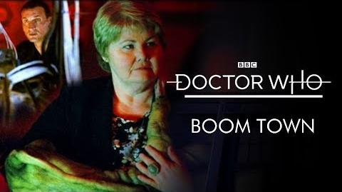 Doctor Who 'Boom Town' - TV Trailer
