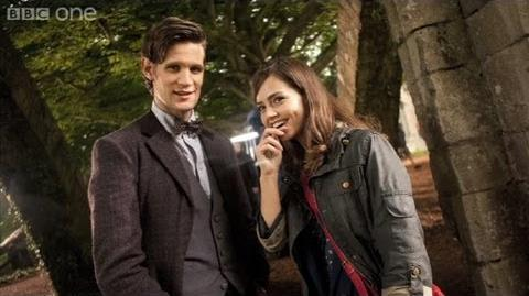 Jenna-Louise Coleman Becoming the Companion - Doctor Who - BBC One