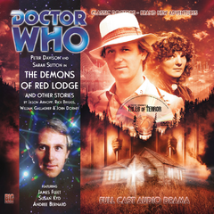 Demons of Red Lodge cover