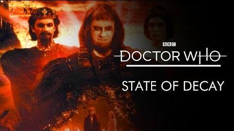 Doctor Who 'State of Decay' - Teaser Trailer