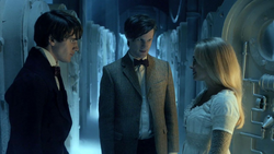 ACC - El Doctor, el joven Kazran y Abigail