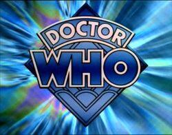 Doctor Who diamond logo