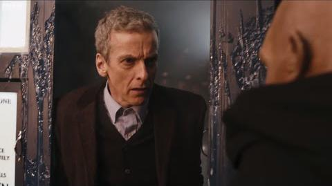 The Twelfth Doctor Emerges - Deep Breath - Doctor Who Series 8 - BBC