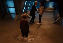 Heather let go of Bill
