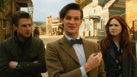 DOCTOR WHO New Season 2012 Teaser Trailer s7